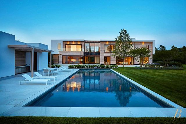 #285ParsonageLaneSagaponack is a new construction, #modern home sited on 1.6 acres in #Sagaponack.⠀⠀⠀⠀⠀⠀⠀⠀⠀⠀ ⠀⠀⠀⠀⠀⠀⠀⠀⠀⠀ Completely move-in ready | 10,850 sqft+/- | 1.6 acres | ocean access via common path | 6 bedrooms | 6 full & 3 half bathrooms | heated pool | wine cellar | gym | movie theatre⠀ ⠀ Listed by Bespoke's Corporate Listing Division led by @bespoke.Zachary and @bespoke.Cody | $15.95M | #bespokerealestate #sagaponackbespoke #hamptonsrealestate ⠀