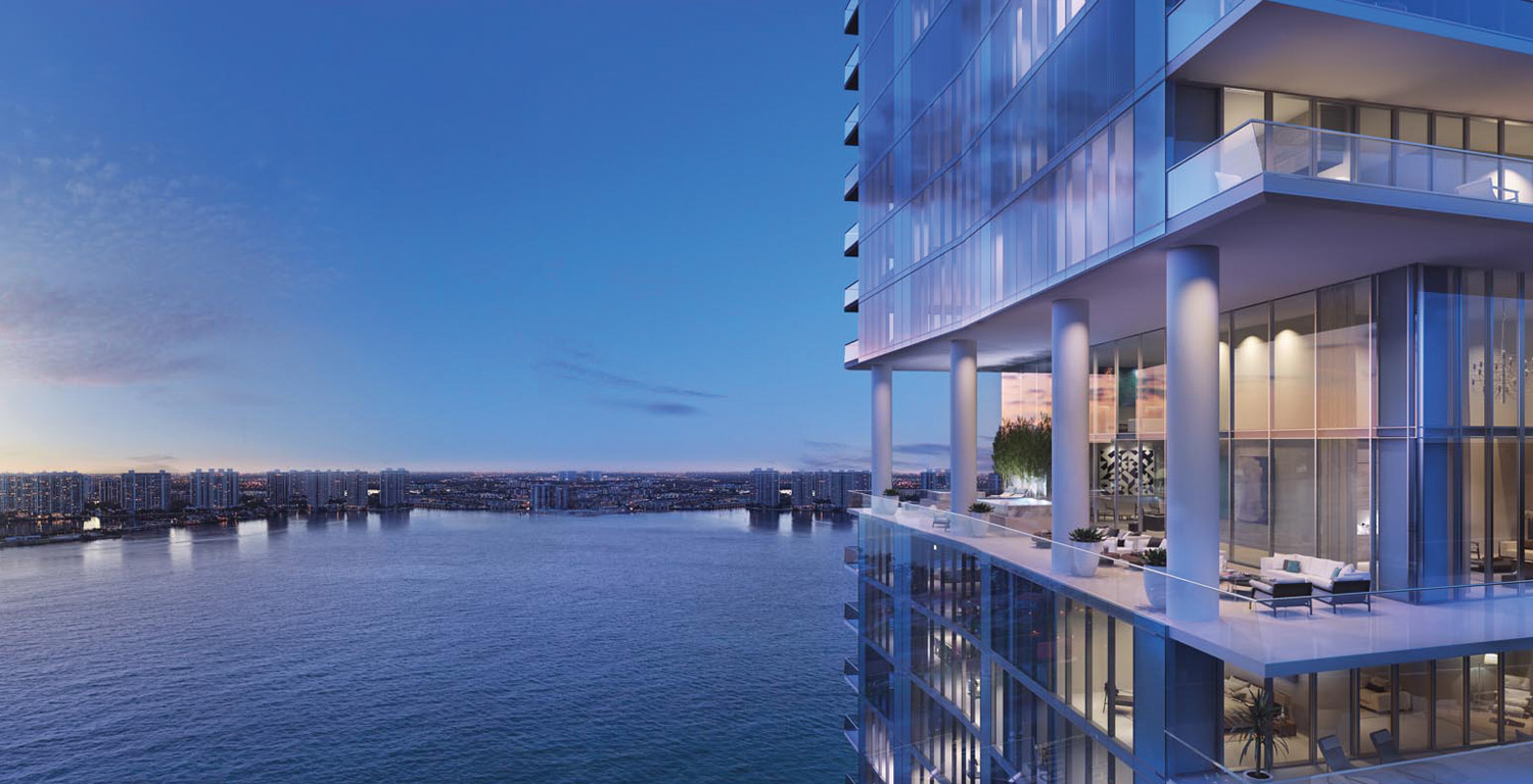 TURNBERRY OCEAN CLUB   VIEW PROJECT