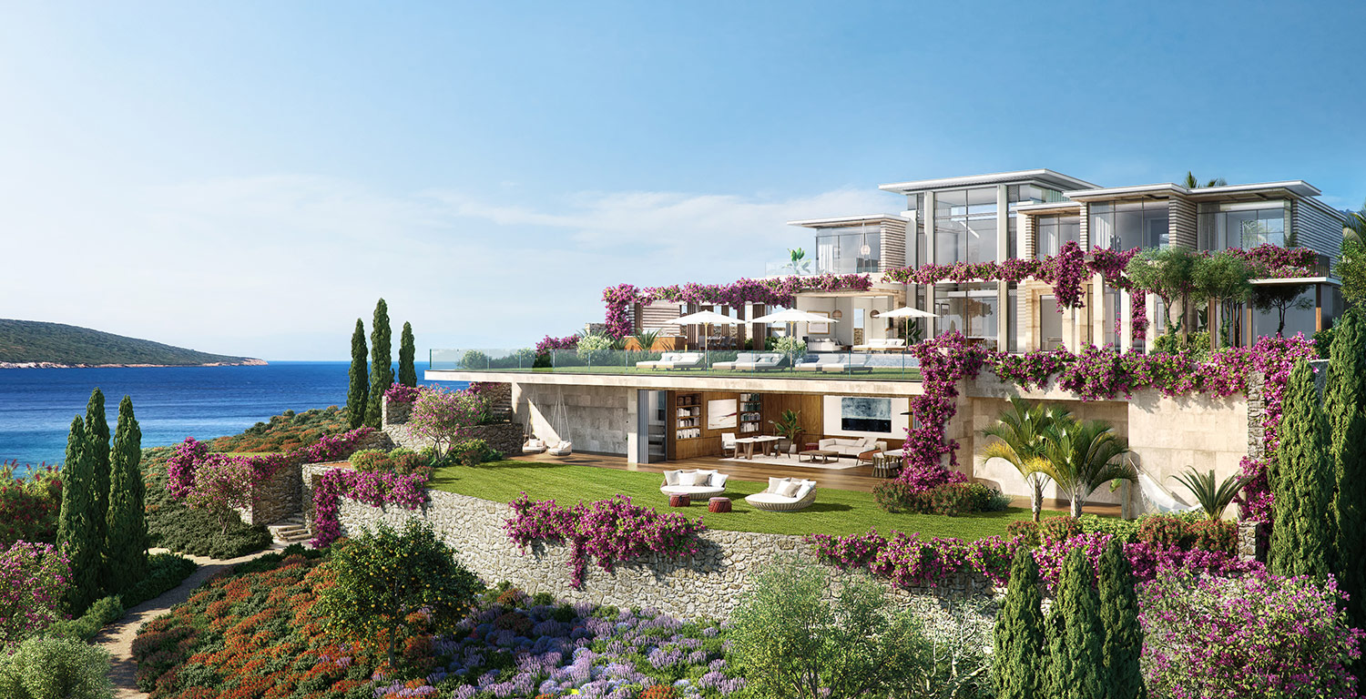 FOUR SEASONS BODRUM    view project