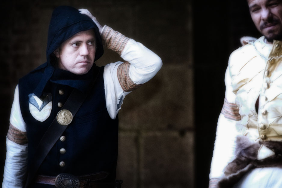 We Players - Macbeth at Fort Point 2008 - 003.jpg