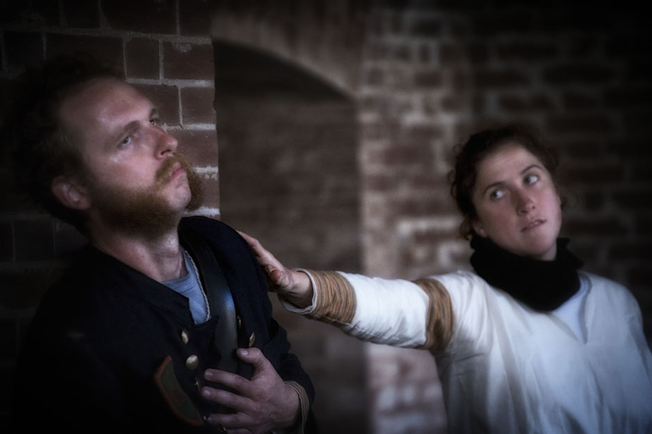 We Players - Macbeth at Fort Point 2008 - 006.jpg