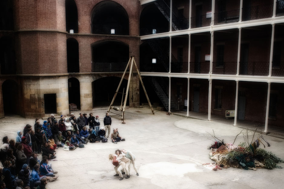 We Players - Macbeth at Fort Point 2008 - 020.jpg