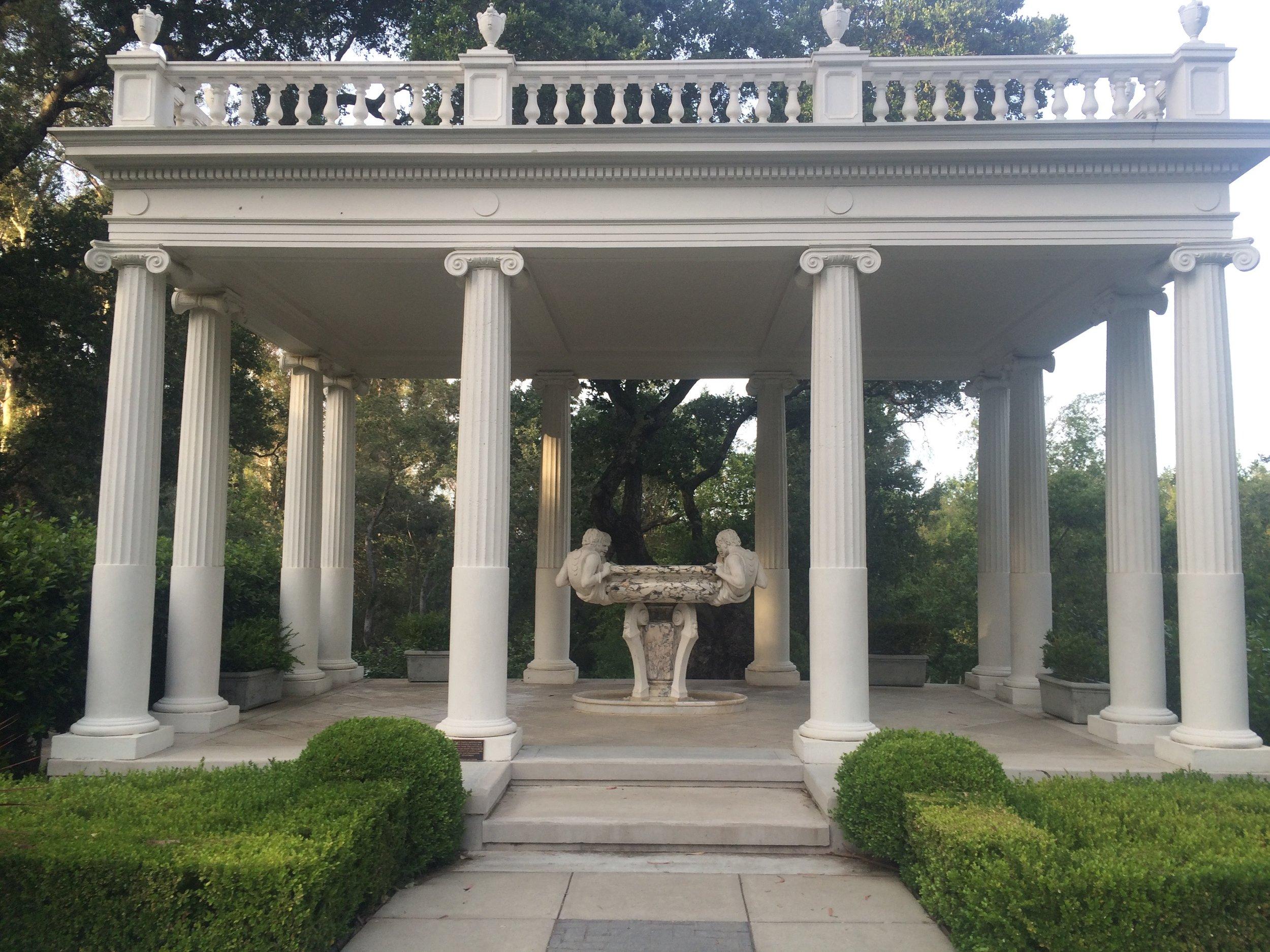 Temple of Love, Italianate Garden - Photo by Ava Roy