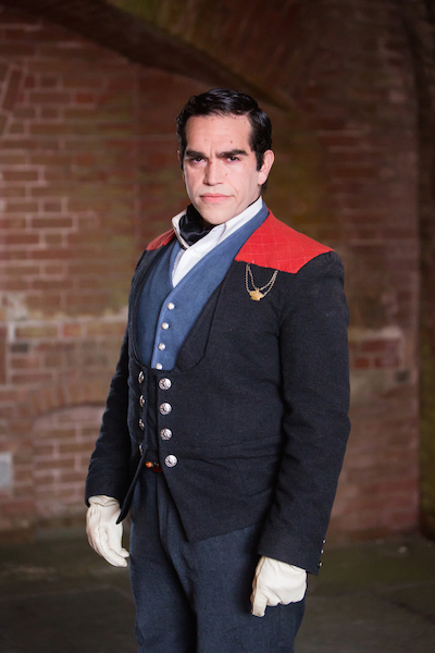 Nathaniel Justiniano as Ross