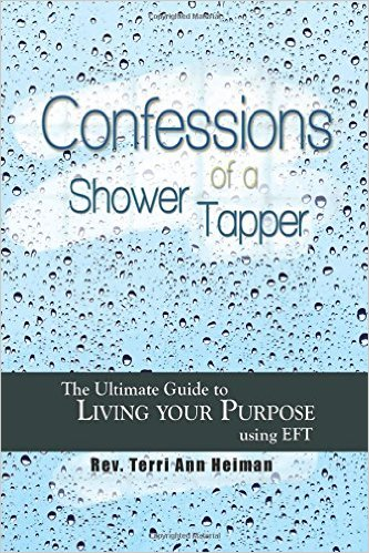 Terri Ann Heiman | Confessions of a Shower Tapper book