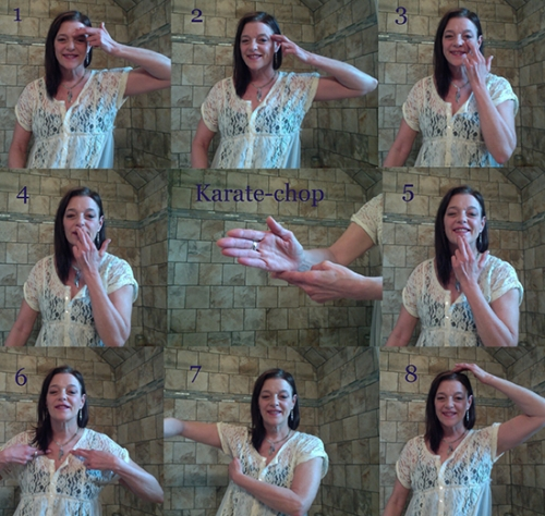 Tapping points -  Confessions of a Shower Tapper