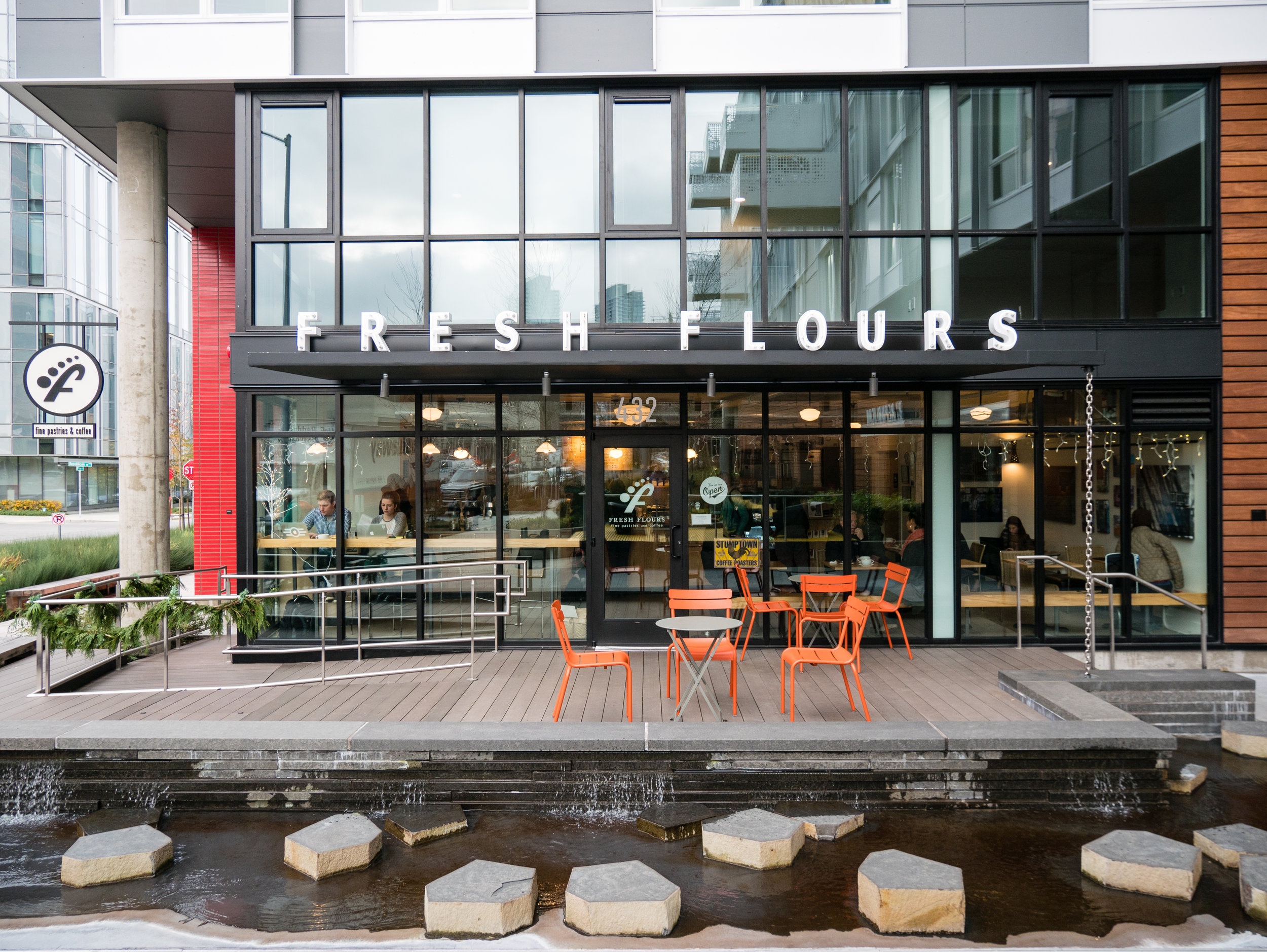 Fresh Flours South Lake Union