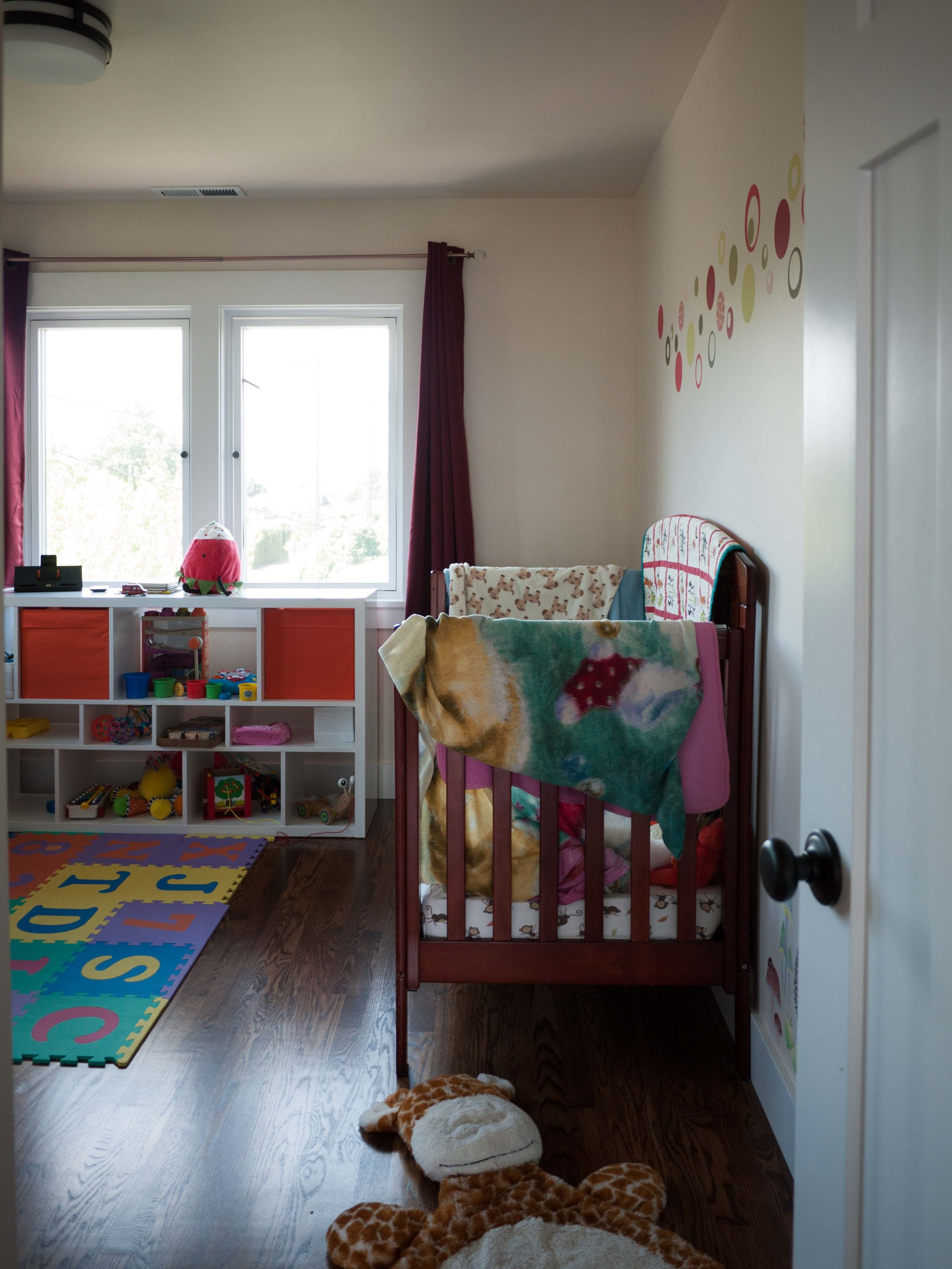 The other kid's room.