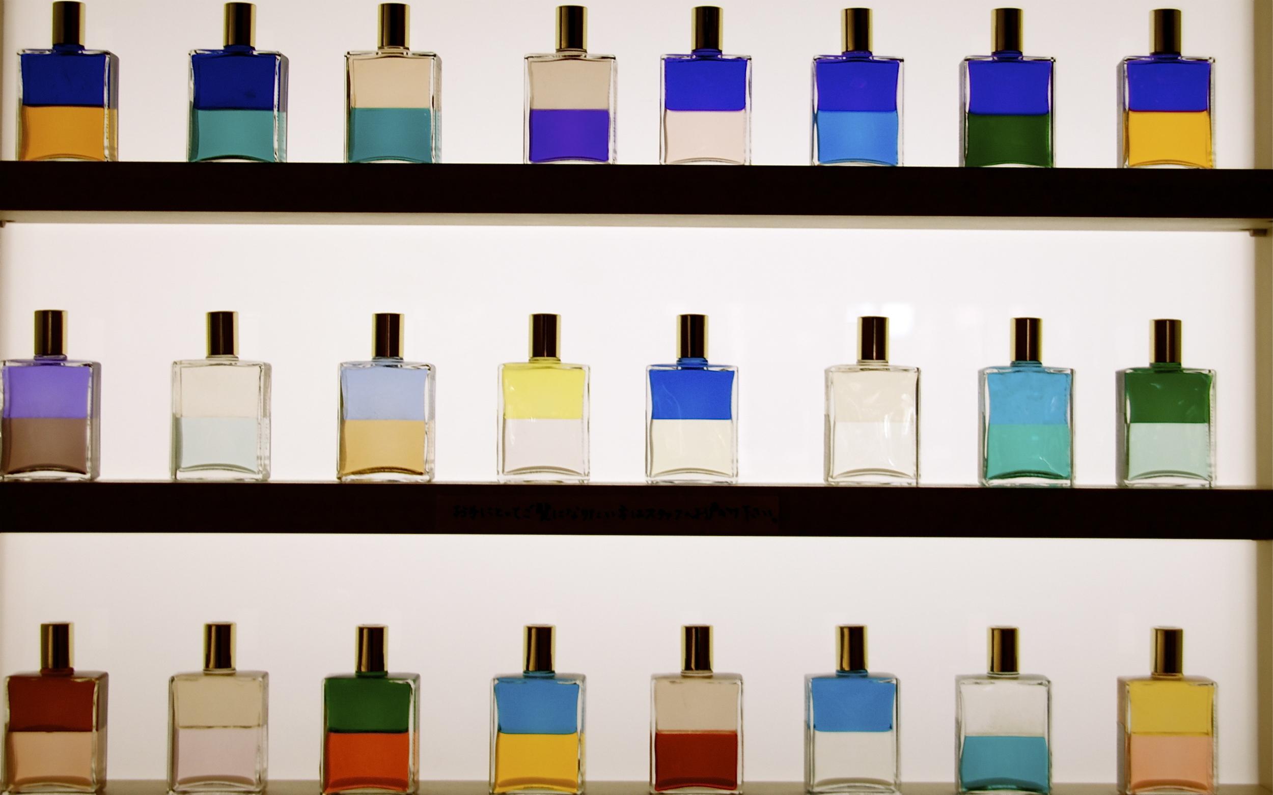 Kanazawa Bottles 2010