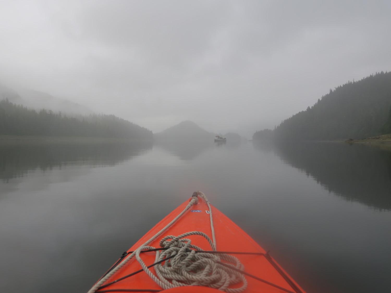 Alaska Alone, 2015