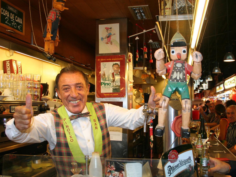 Pinotxo Bar, 2006
