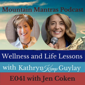 Wellness and Life Lessons with Kathryn Kemp Guylay