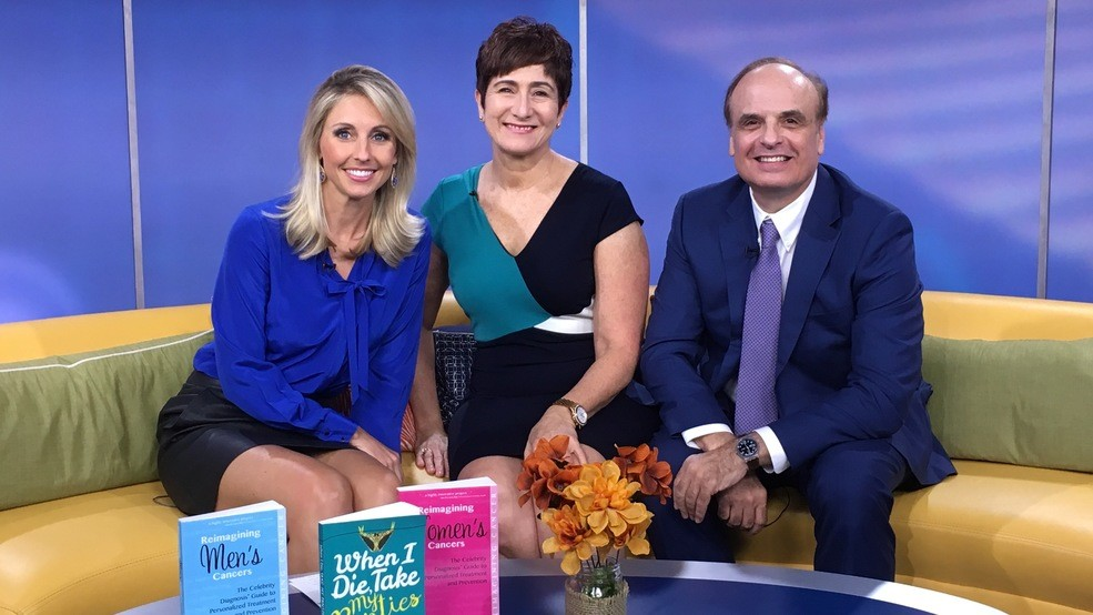 """Research over the past decade has proven that 90 percent of what is still called """"ovarian cancer"""" actually starts in the fallopian tubes. (ABC7)"""