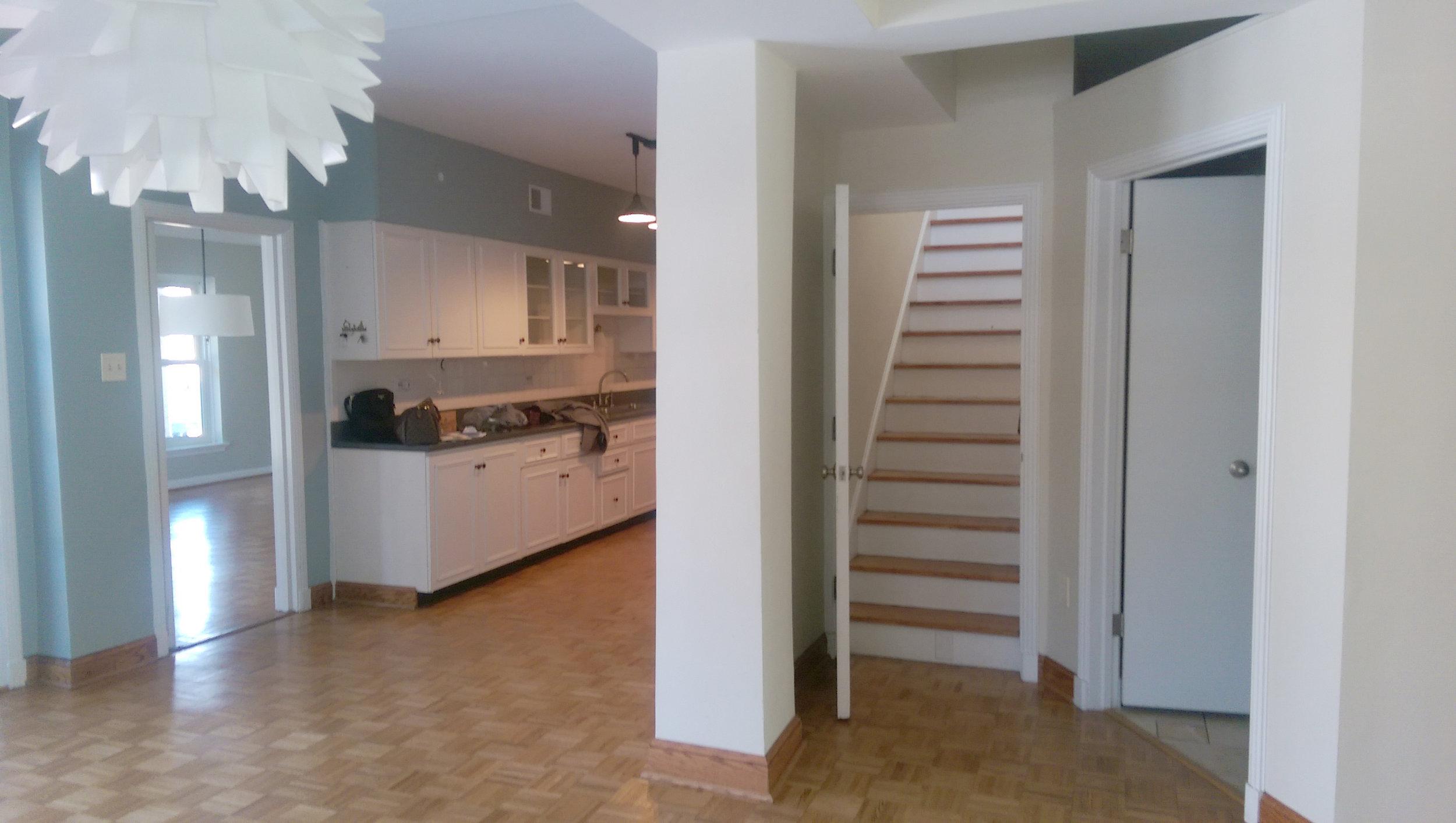 Clayton St. Louis Kitchen Remodel Before