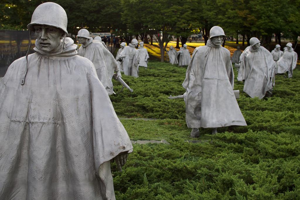 korean VETERANS MEMORIAL REPRESENTING THE blog SECTION FOR THE VETERANS LAW OFFICE OF AMY B. KRETKOWSKI