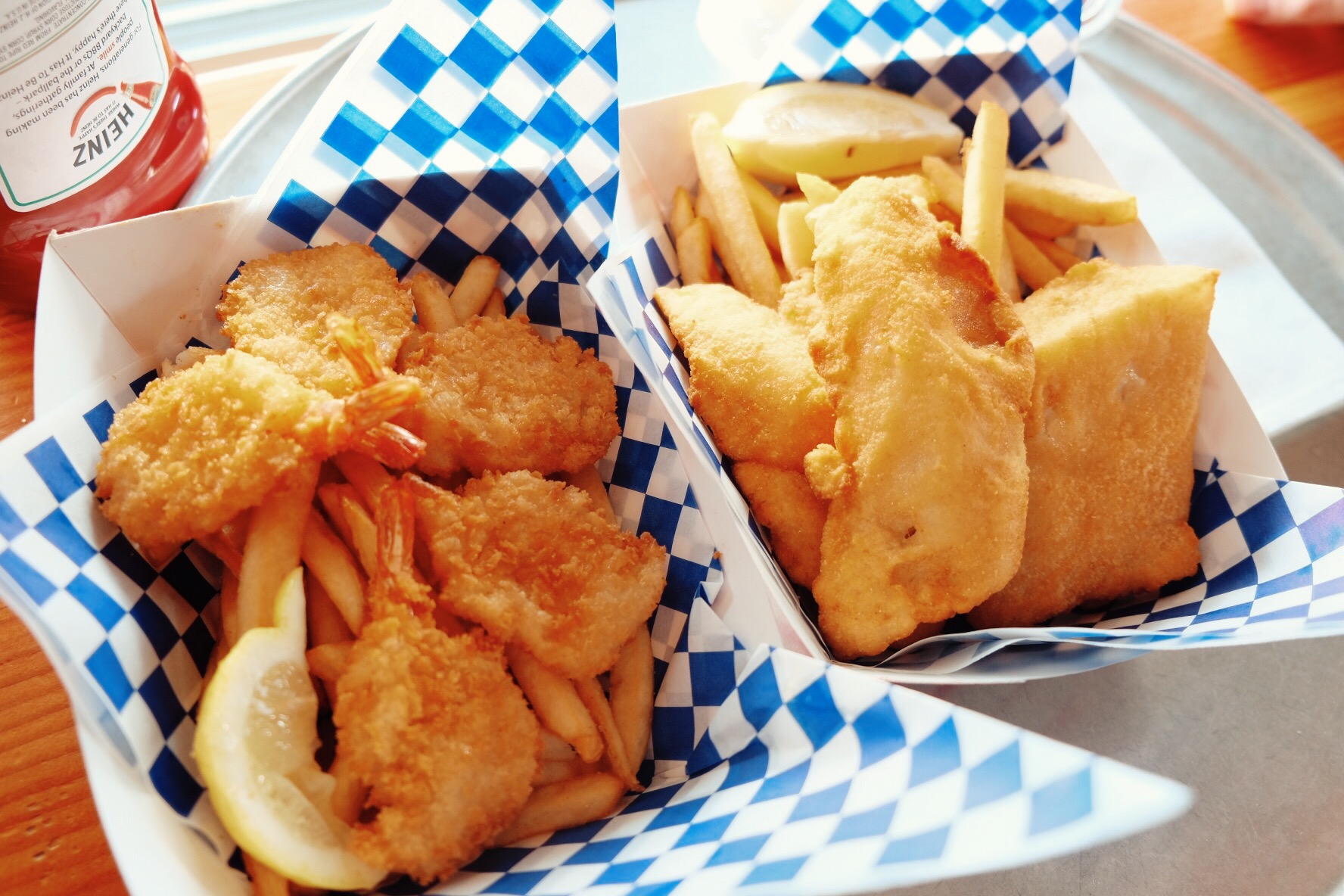 Tom's Fish & Chips
