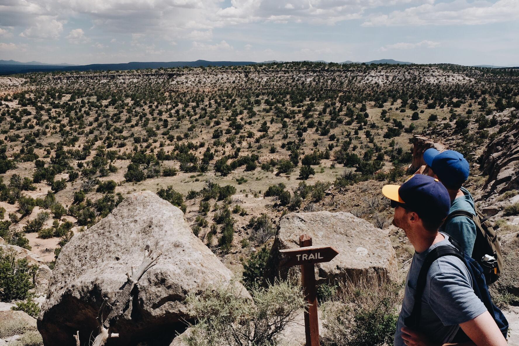 Tsankawi Ruins Trail