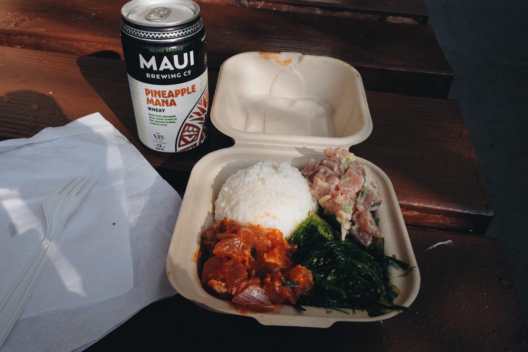 Da Poke Shack / Kailua-Kona