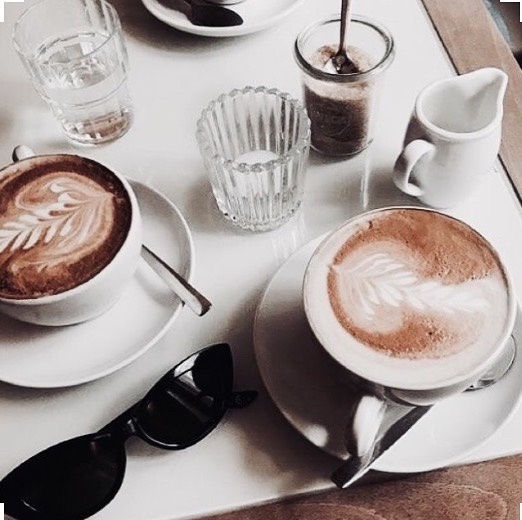 Tuesday's sometimes call for more coffee than Monday- who agrees?!