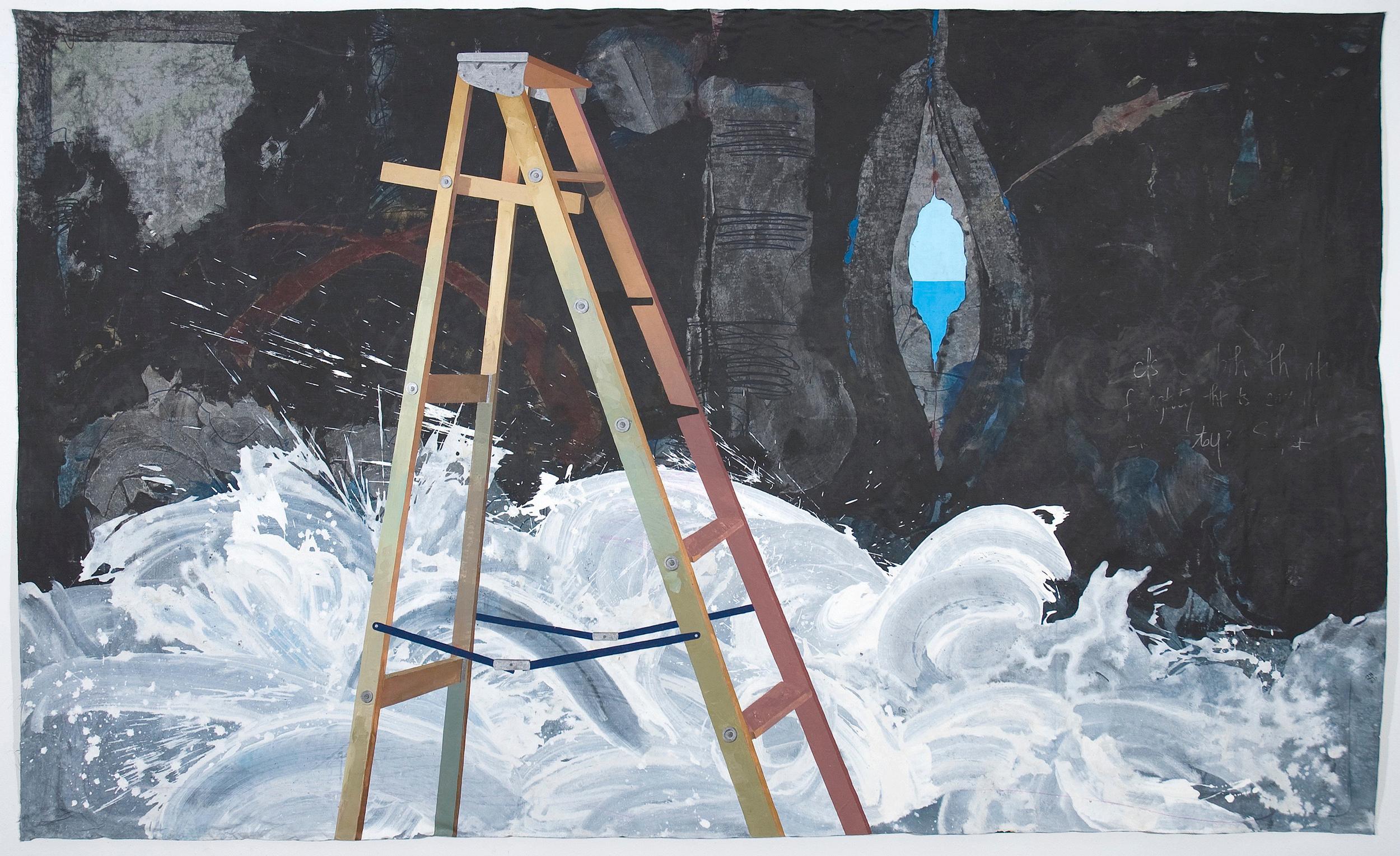 Ladder Dry Escarpment 2 (Black Tool 6)
