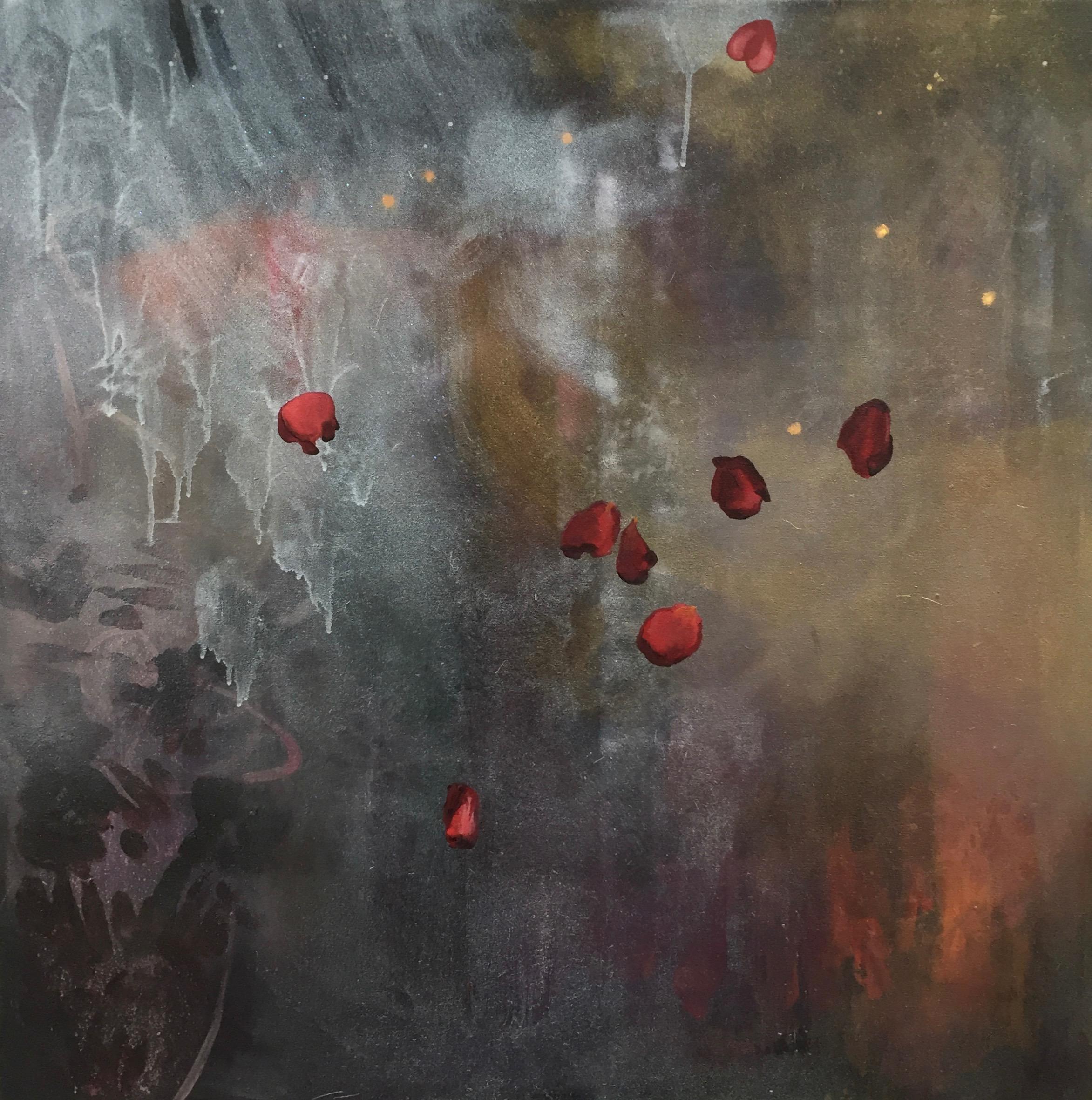 Helios Series/Throwing Stones Into the Black Pool