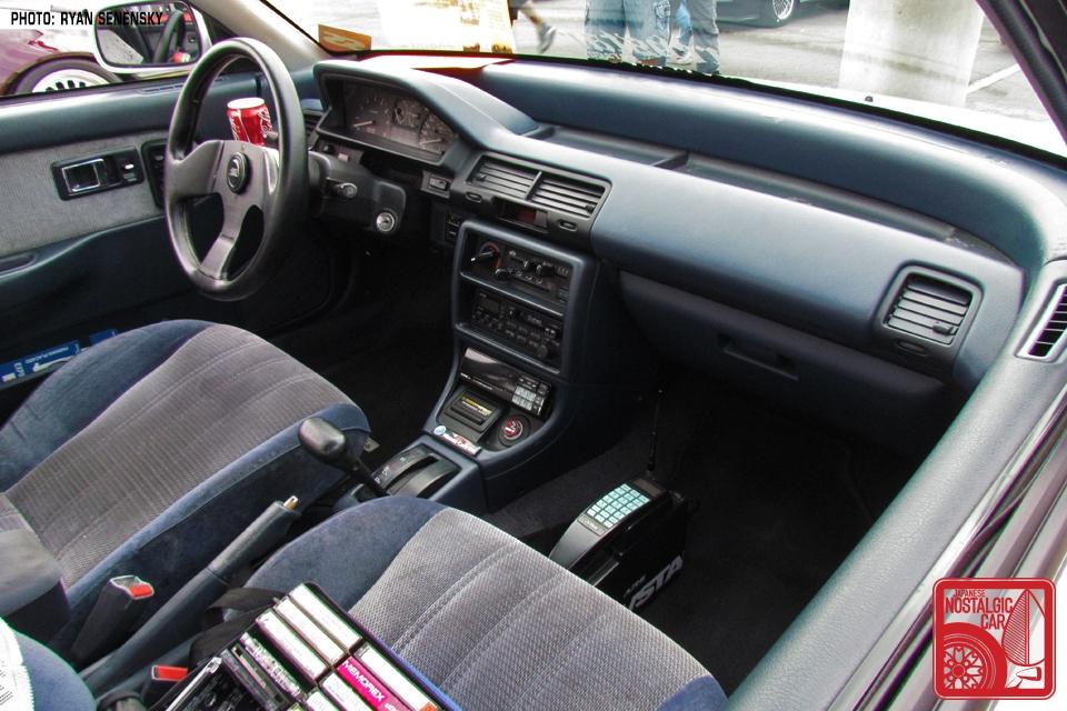 EF Sedan Interior