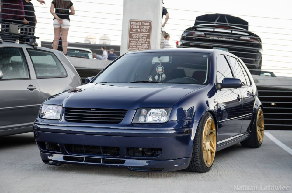 MNCEC Light the Night Jetta Front Swap Mk4 Golf