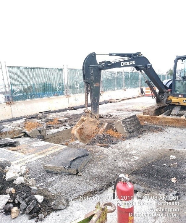 WGL Ongoing Work (West Approach)