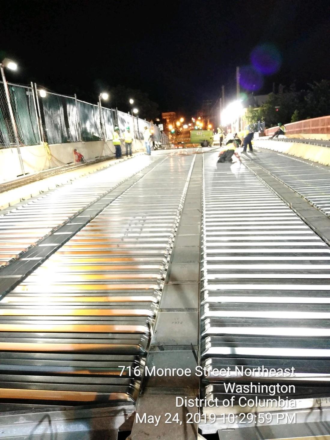 SIP Deck Form Installation (Phase 2)