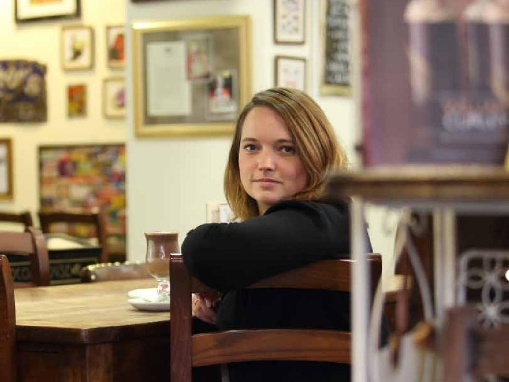 Sophie Jewett, founder of York Cocoa House and York Cocoa Works. Photo credit: Sophie Jewett