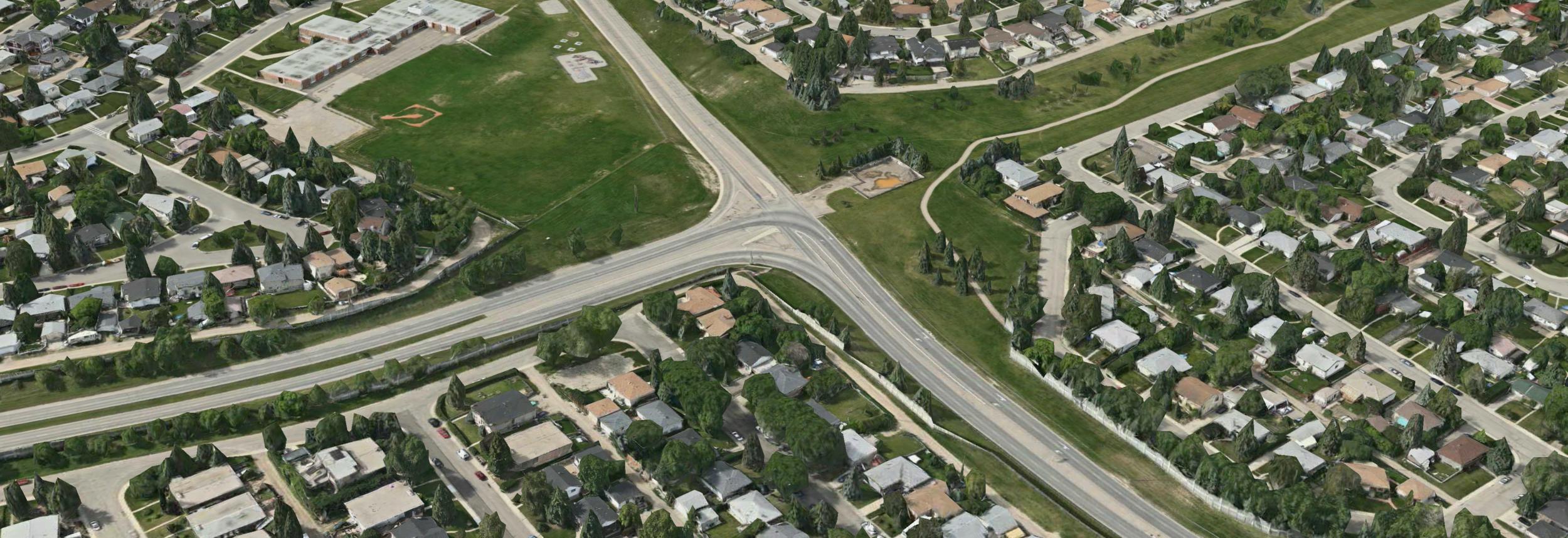Intersection Plans - John Laurie & McKnight