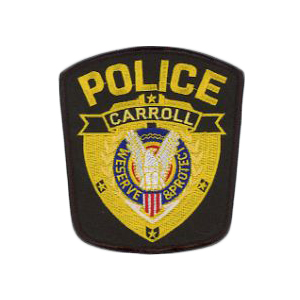Carroll Police Department-Cross Over
