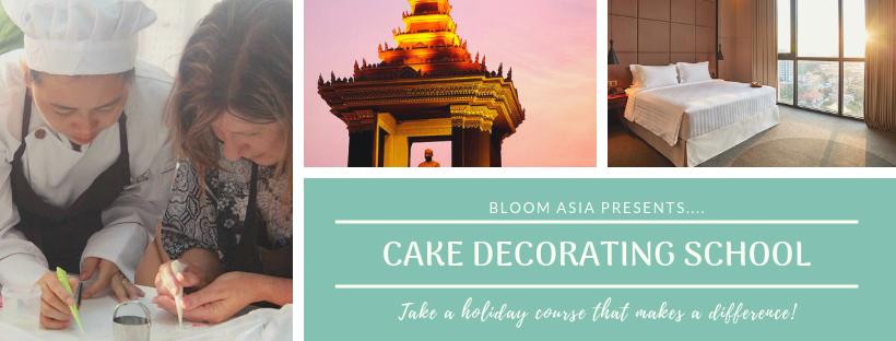 Bloom Asia Cake Decorating School