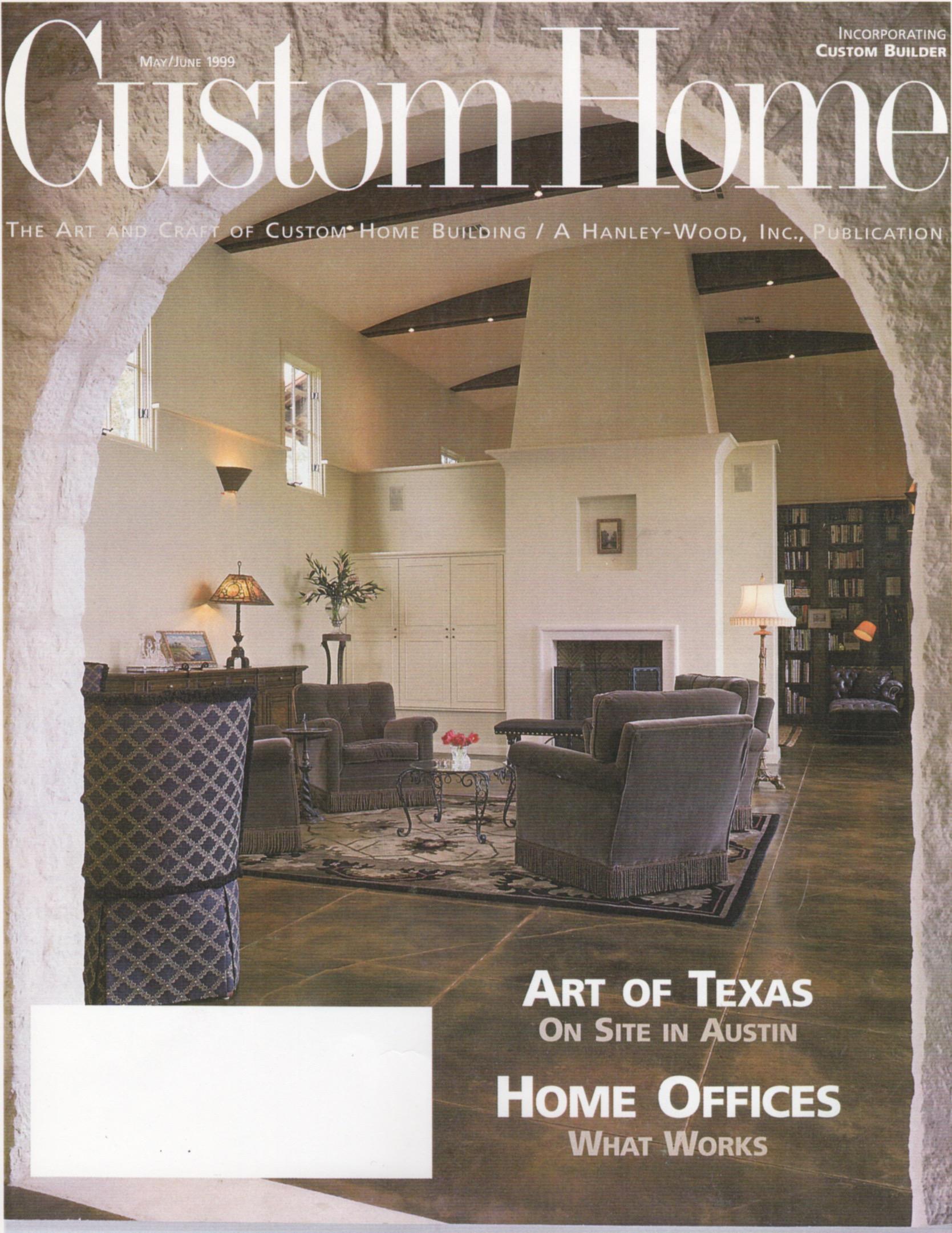 ©  Custom Home Magazine
