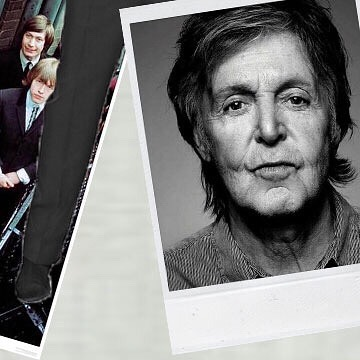'Freshen Up' In 2019 with this legend, Paul McCartney!