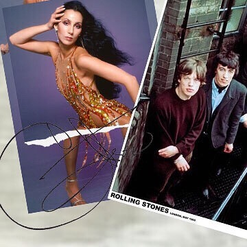 Cher and The Rolling Stones both have tours in 2019. Who are you itching to see? Let us know in the comments below!
