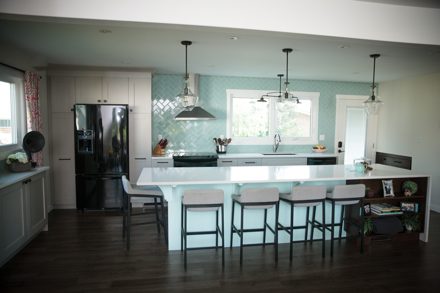 Camrose Kitchen Renovation Locale Designs Interior Design Showroom Custom Cabinetry
