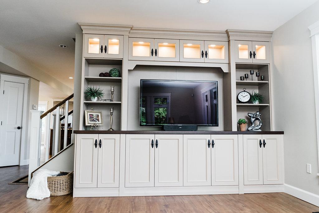 Camrose Renovation Cabinetry