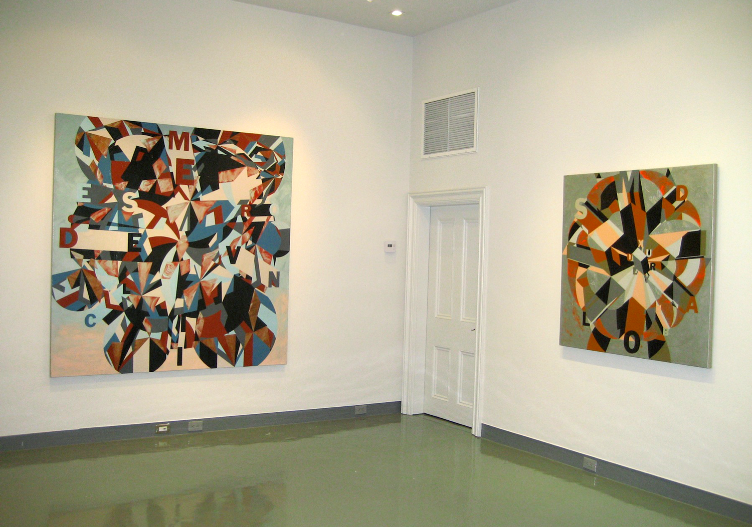 Martine Chaisson Gallery, New Orleans, 2011