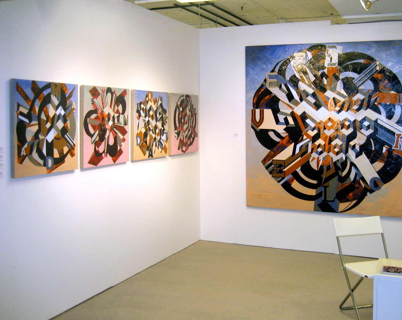 NEXT: The Invitational Exhibition of Emerging Art, Chicago, 2010