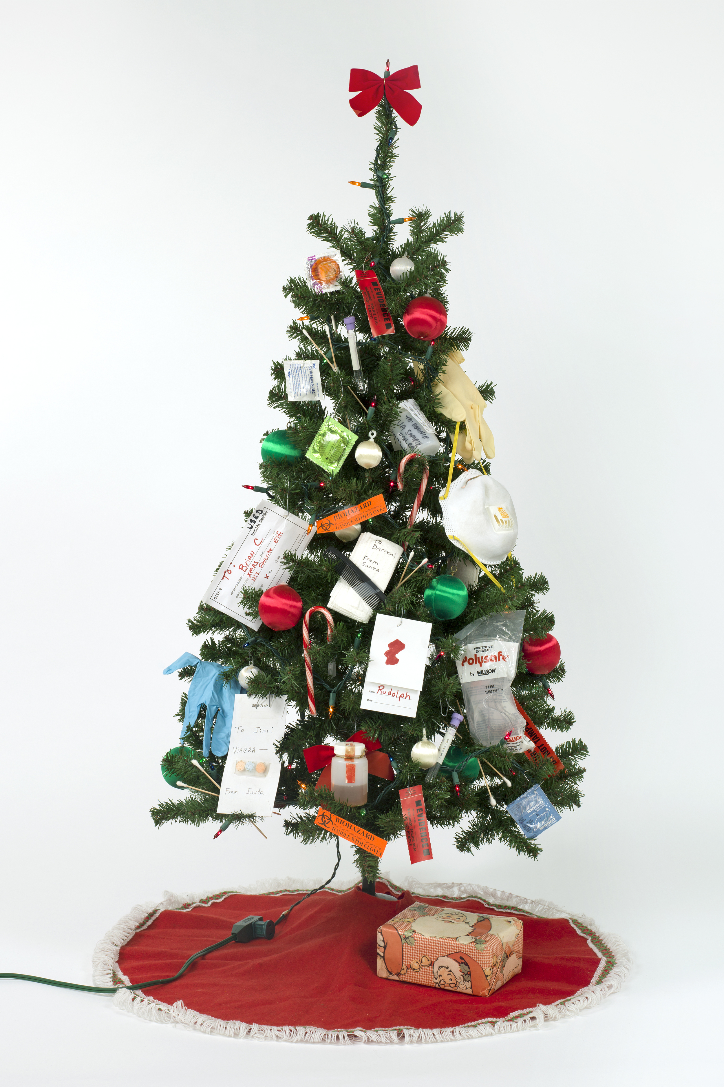 Sex Crimes Christmas Tree