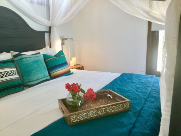 …After a long day of travel or a full day of activities ….relax in our King size beds with pillow soft top mattresses and luxurious soft high-thread count sheets for your most restful nights….