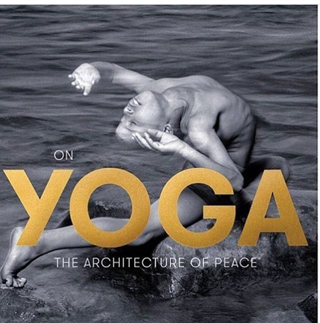 "We are super excited about our screening of the film ""On Yoga the Architecture of Peace"" tonight in NYC 🤸🏼‍♀️⭐️🕉 @onyogafilm @michaeloneillphoto  www.onyogathearchitectureofpeace.com #nycevents #yoga #meditation #spirit #taschen #onyogafilm #mind #body #magic"
