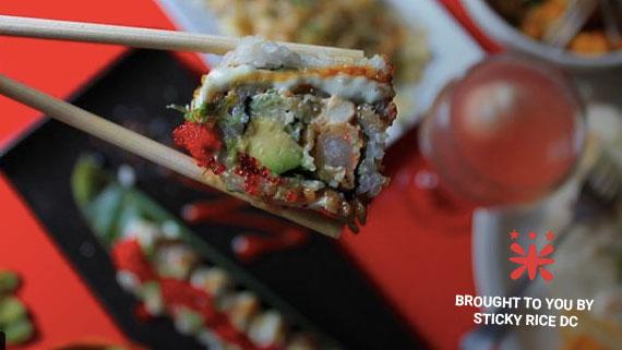 Sushi & Drinks