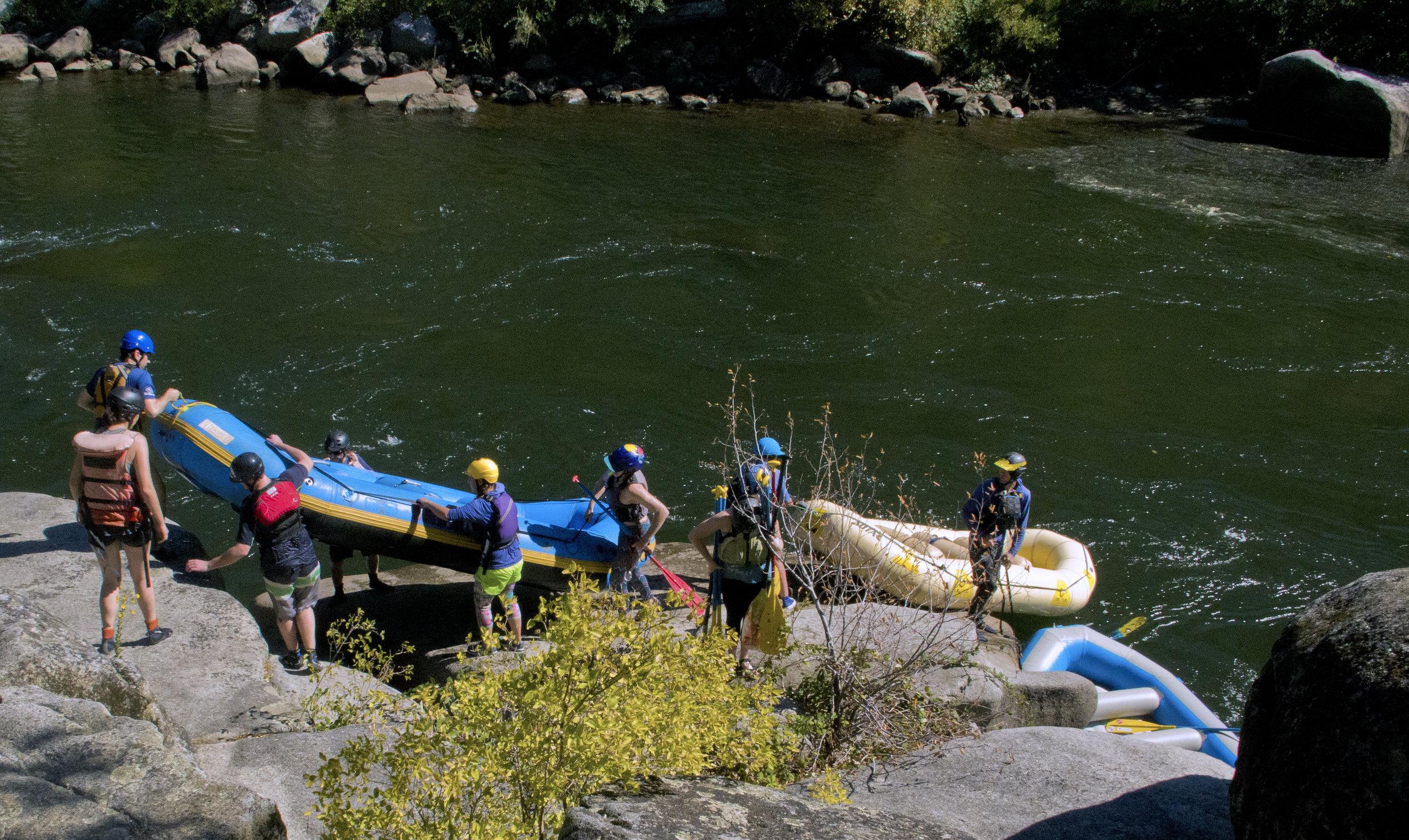 River Logistics