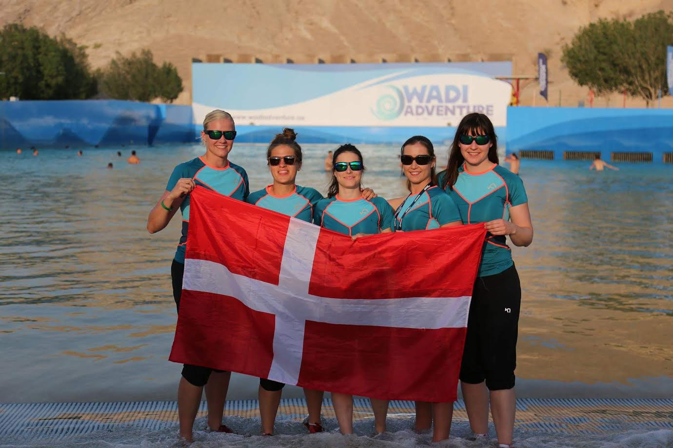 Denmark Ladies WRC 2016