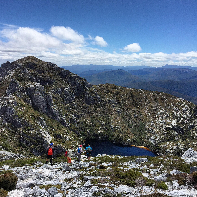 Frenchman's Cap Tasmania