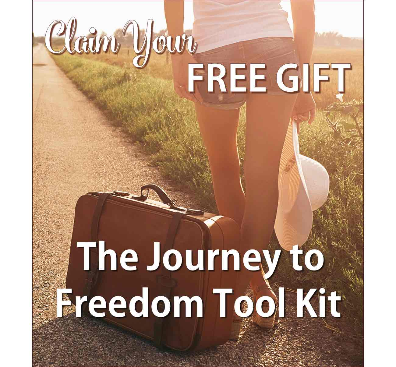 Free Journey to Freedom Tool Kit