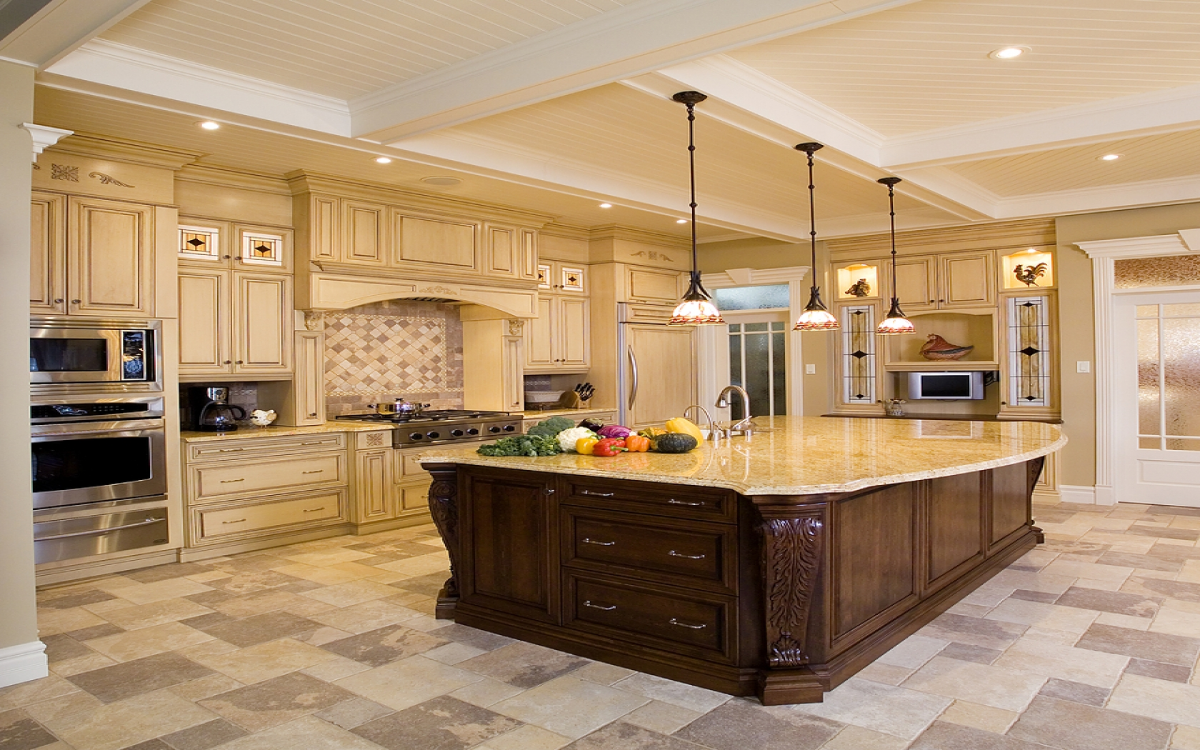 Kitchen Ideas 101 A Built In Kitchen Doesn T Have To Look Cheap