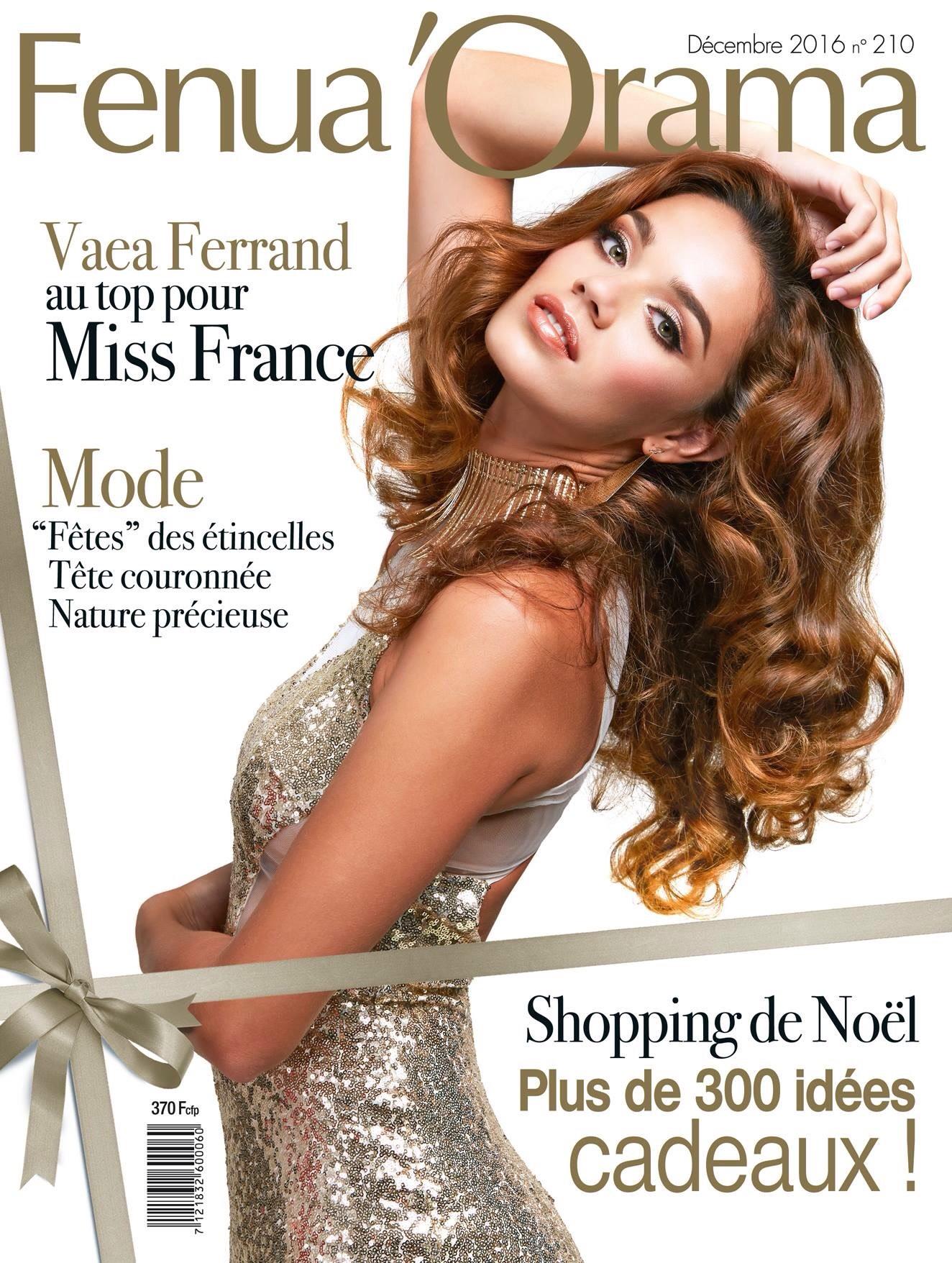 Fenua'Orama - December 2016 - Fashion